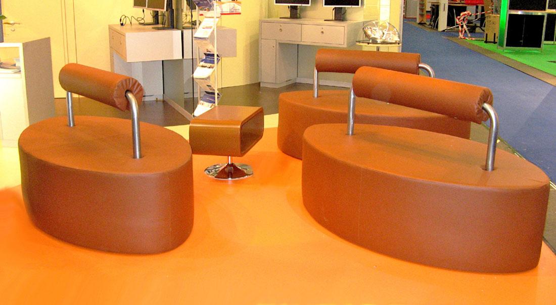 Lounge-Oval Coffee Bean