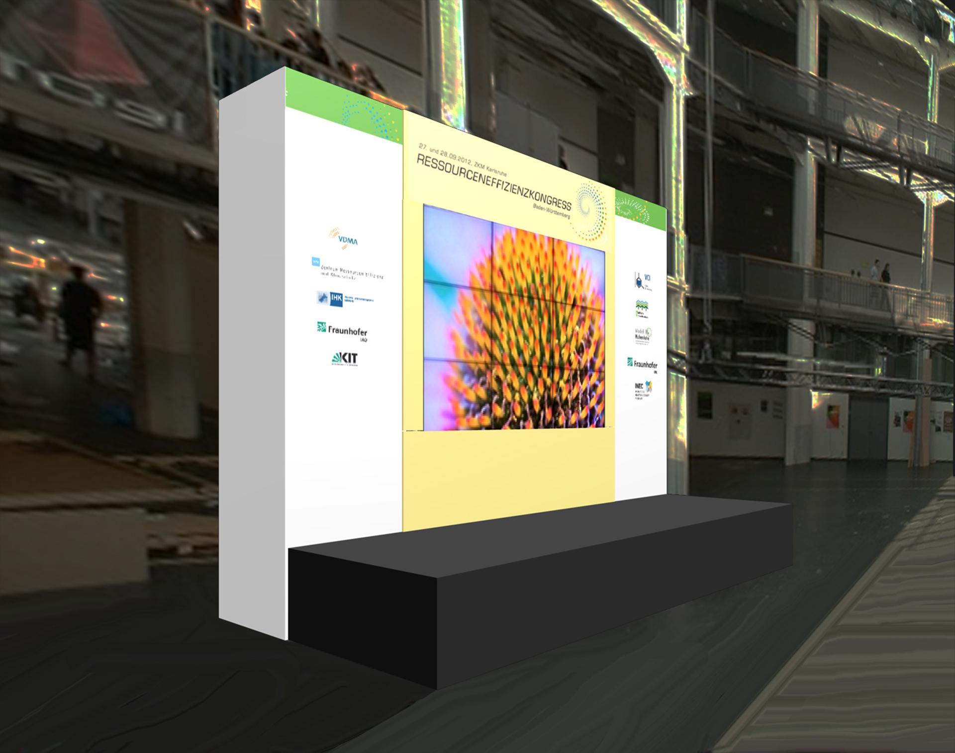 Energiekongress ZKM Entwurf