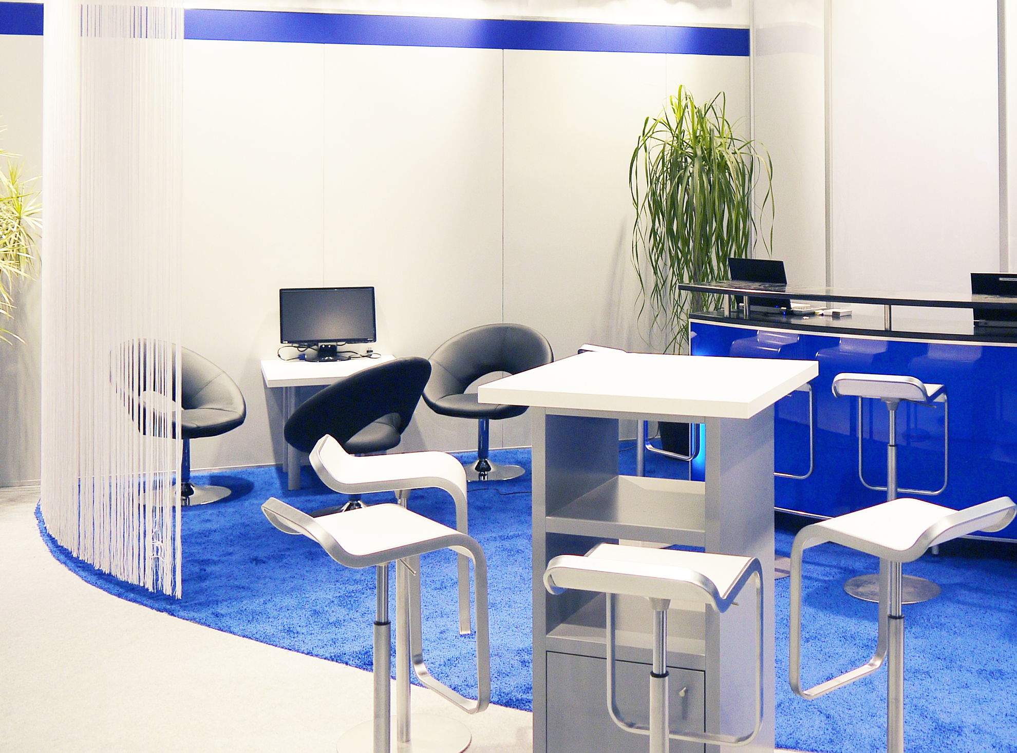 Messestand Learntec 04