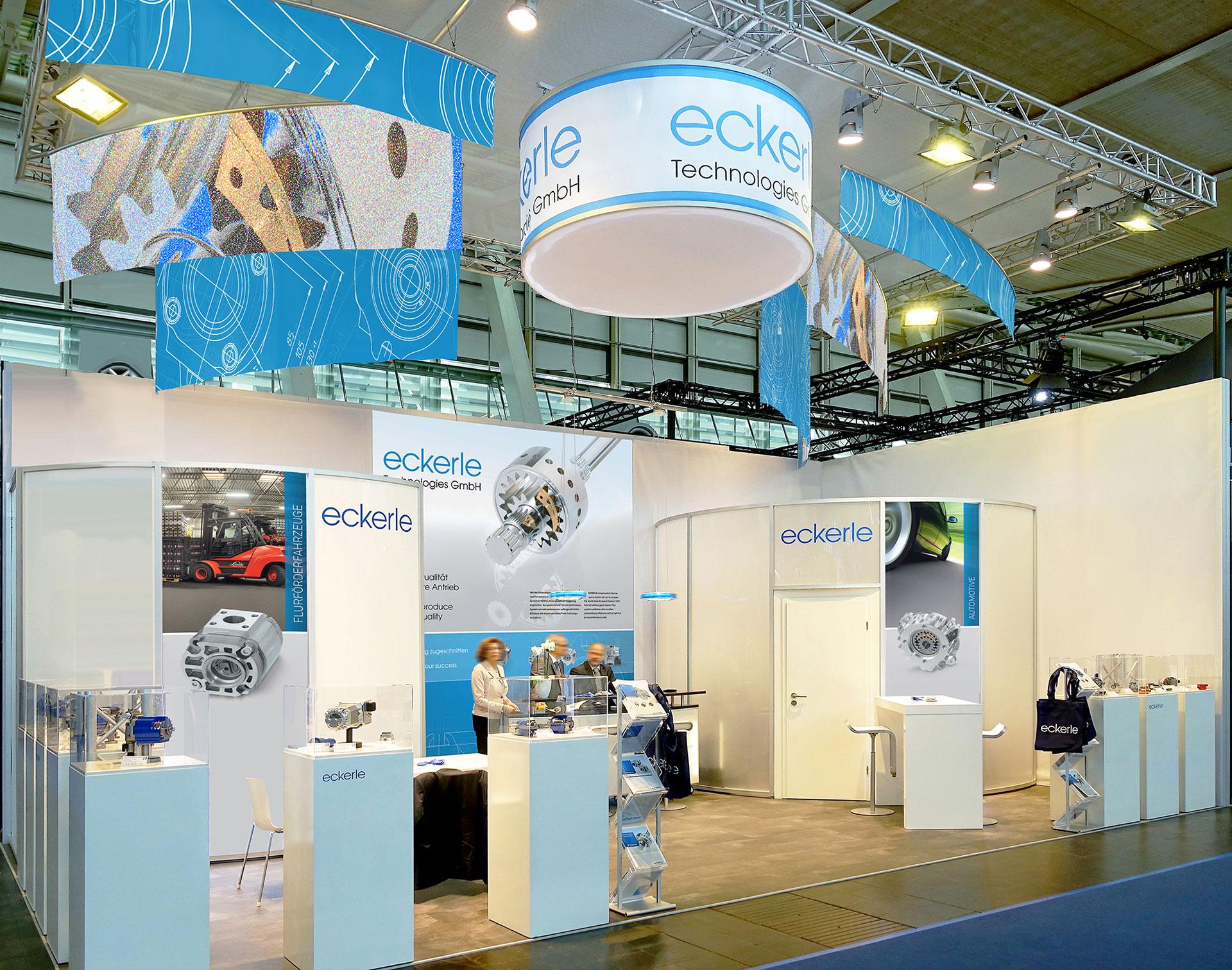 Messestand Industriemesse Eckerle 01
