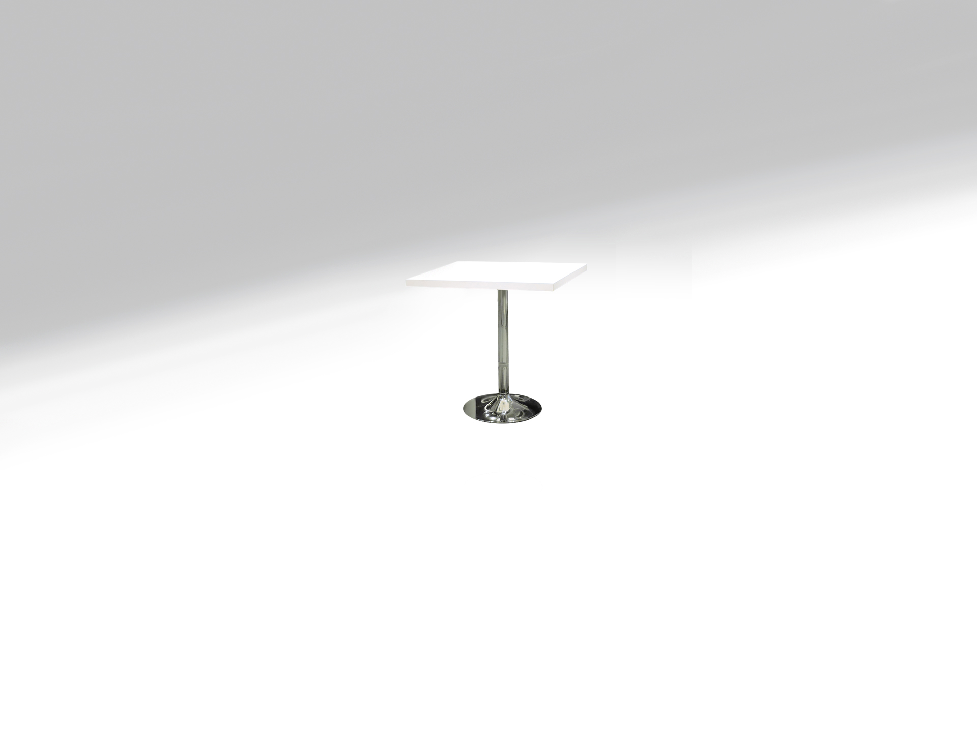 Tisch weiss 70x70