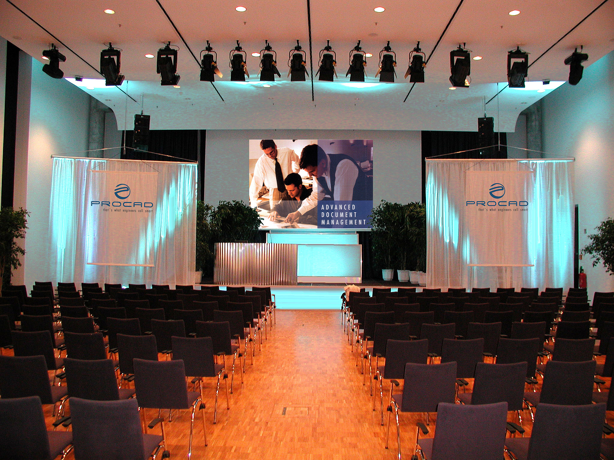 Kongress Procad Karlsruhe